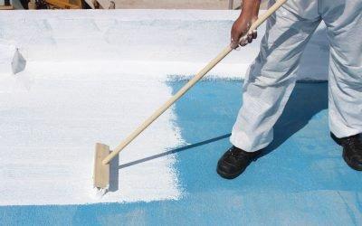 What is an elastomeric coating?